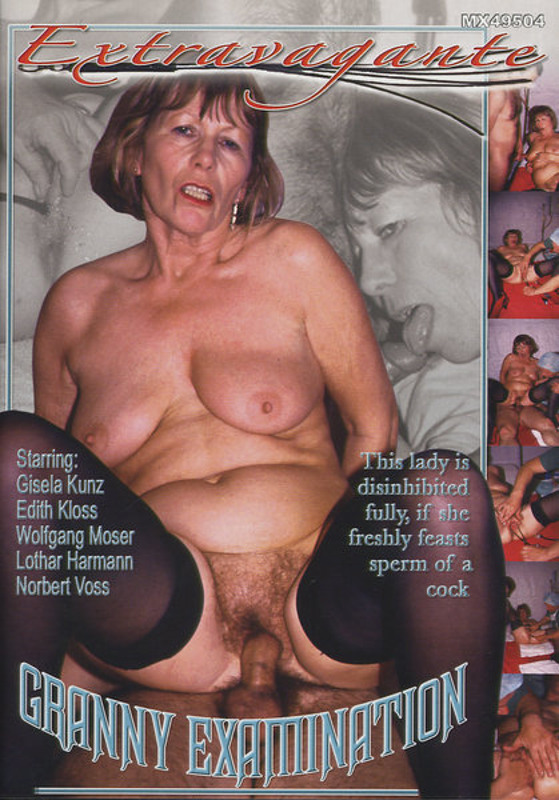 Dirty old german anal dvds