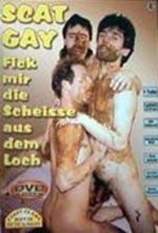 Scat Gay - Fick Mir Die Scheisse Aus Dem Loch Gay Dvd -6322