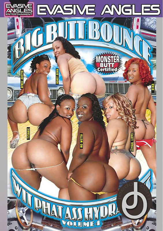 Big butt bounce with phat ass hydraulics 1