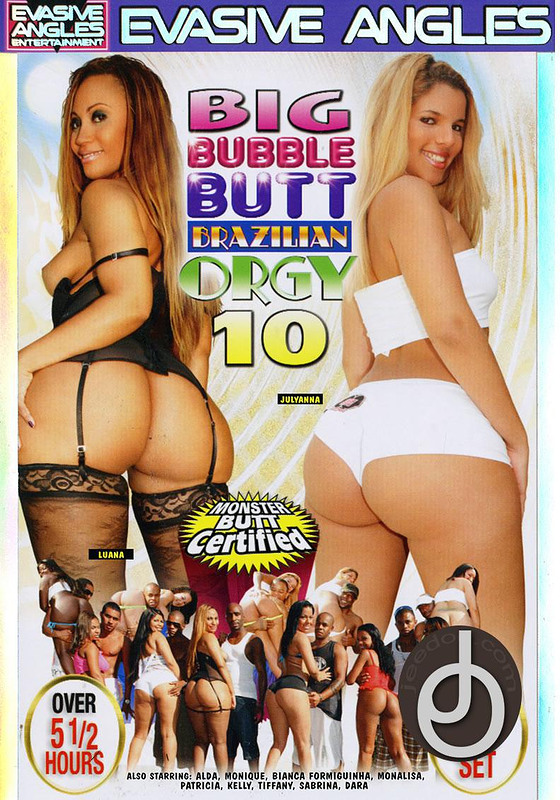 big bubble butt brazilian orgy № 68007