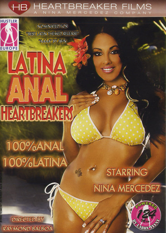 Latina anal heartbreakers dvd