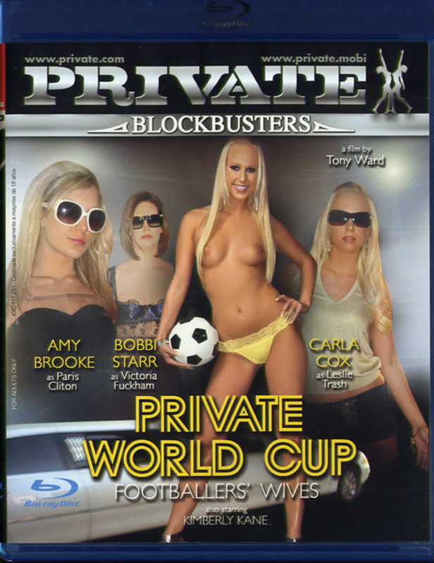 Something is. Private world cup footballers wives opinion