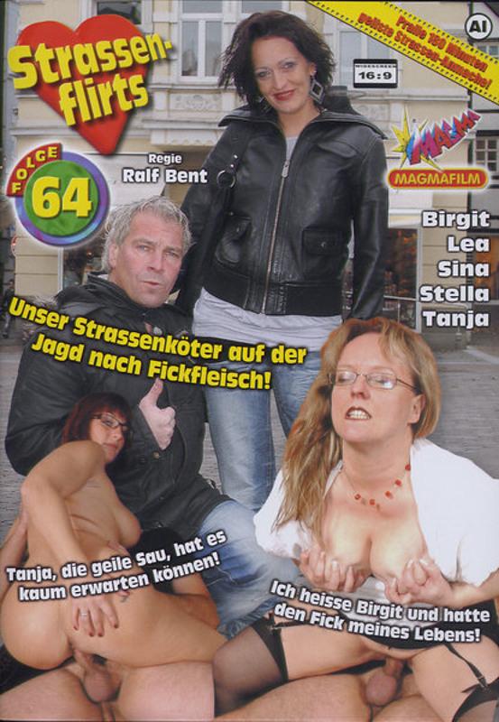 Флирт на улице 68 порно