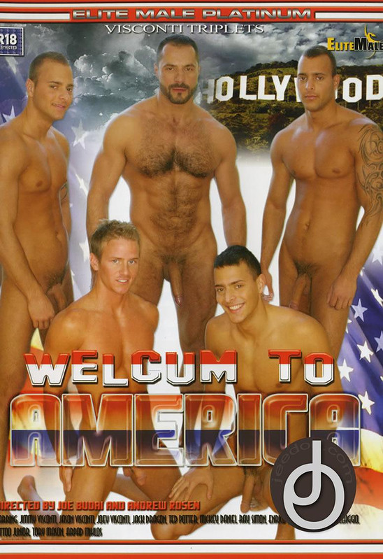 from Quincy all american gay porn dvd
