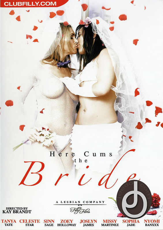 here cums the bride porn