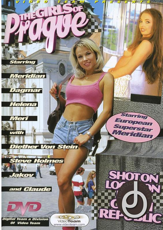 Пражские девушки порно