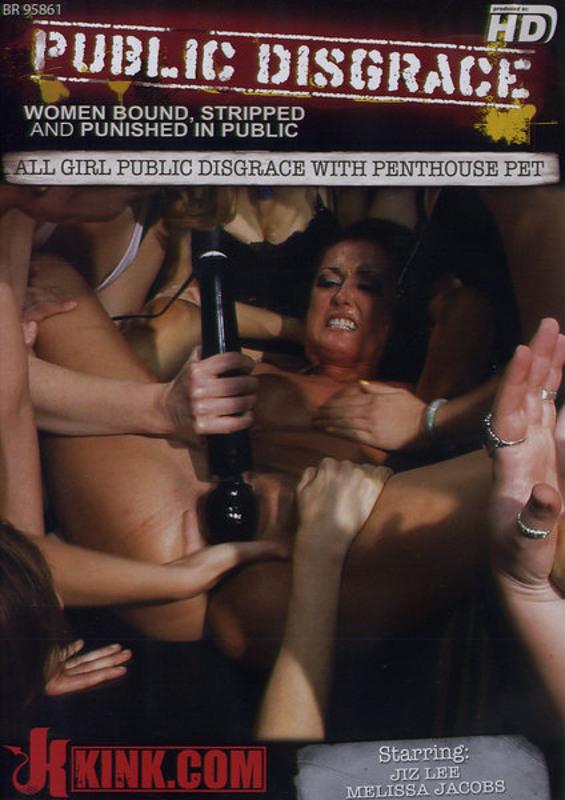 all girl public disgrace porn