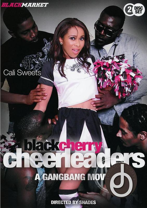 Black cheerleader gangbang 9 - Interracial - XXX photos