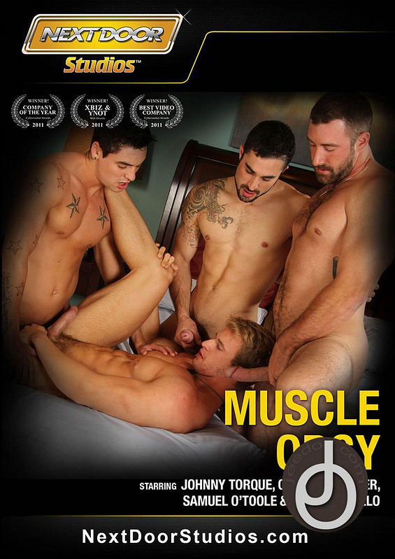 Muscle Gay Dvd 37