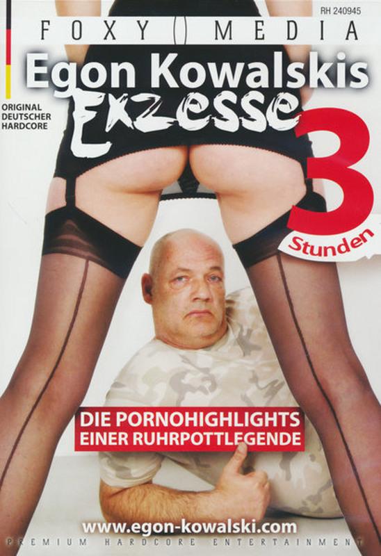 Egon kowalski dvd