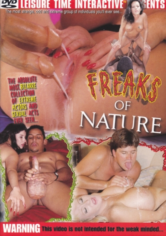 Freaks of nature porn what result?