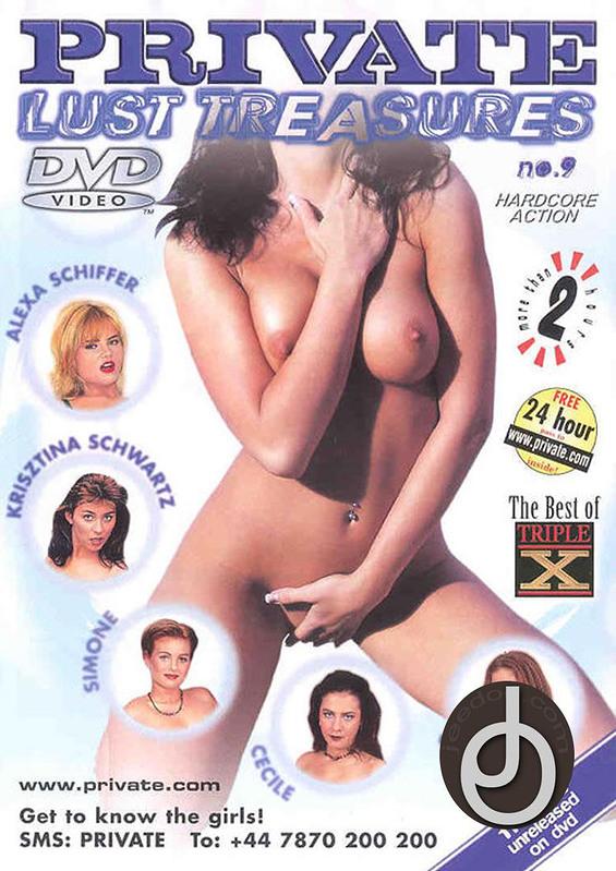 Порно treasures private lust 1