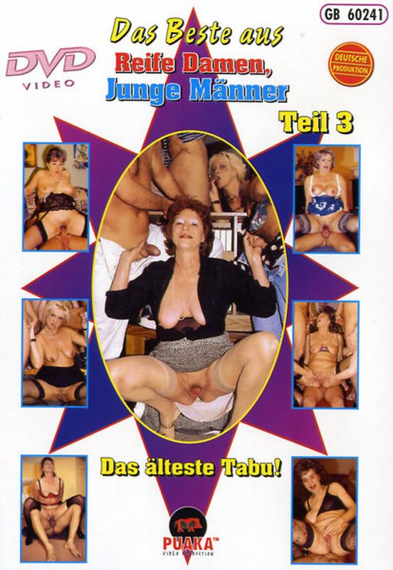 Puaka reife damen junge manner 15 8