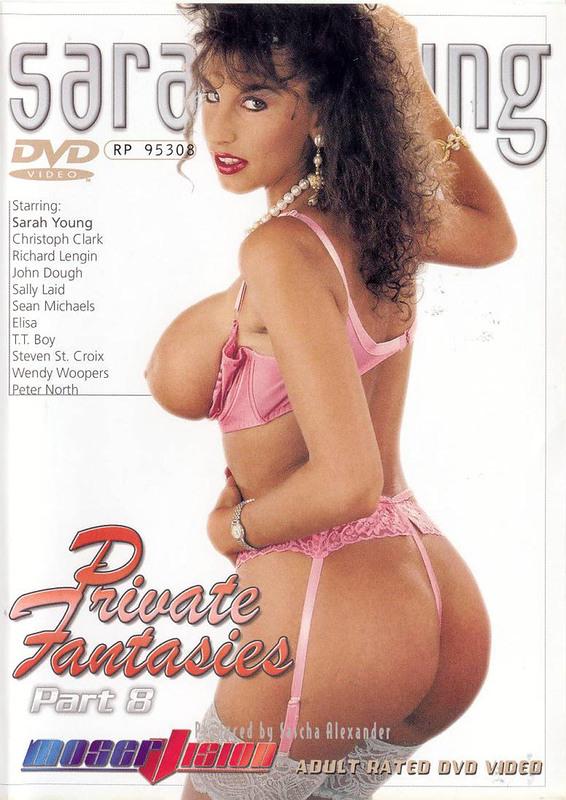 sarah young dvd